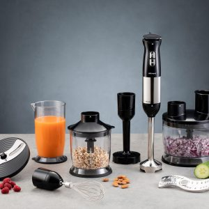 Dl hand blender and multipractic deluxe noir 01