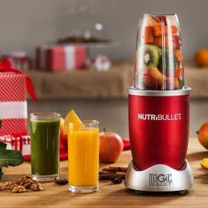 Nutribullet 600 5pcs red 02
